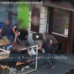 Lecsapott a rendőrség a nyóckerben Videón, ahogy elfognak egy józsefvárosi kábszer dílert…